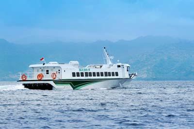 ekajaya fastboat to gili