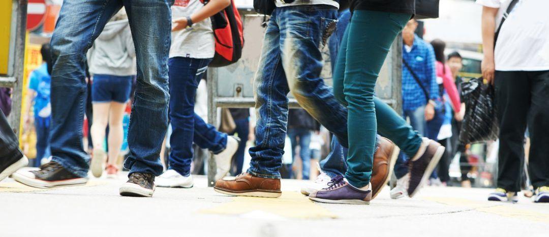 Peoples-feet