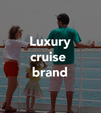 Blis luxury cruise brand case study
