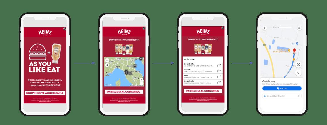 Blis Heinz Italy case study