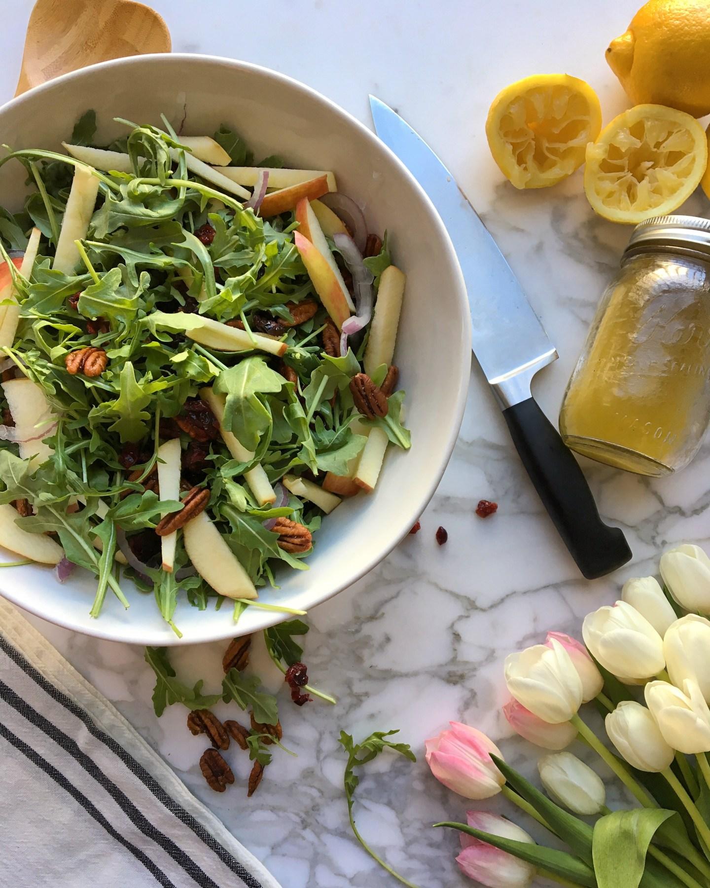 My Sunday Salad