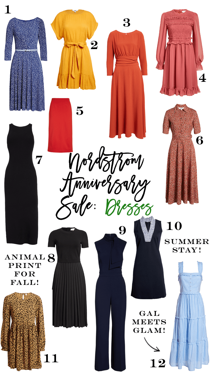 Nordstrom Anniversary Sale: Dresses