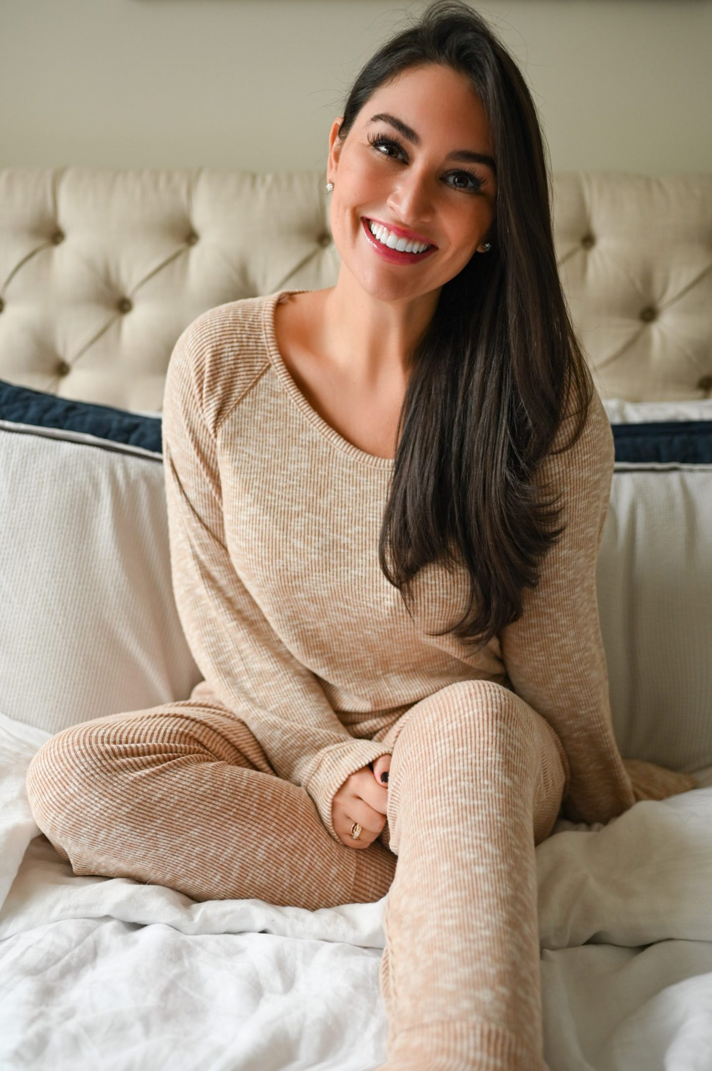 Getting Cozy: Winter Pajamas