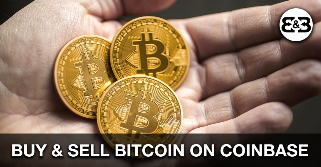 How To Buy And Sell Bitcoin On Coinbase (SUPER Easy!)