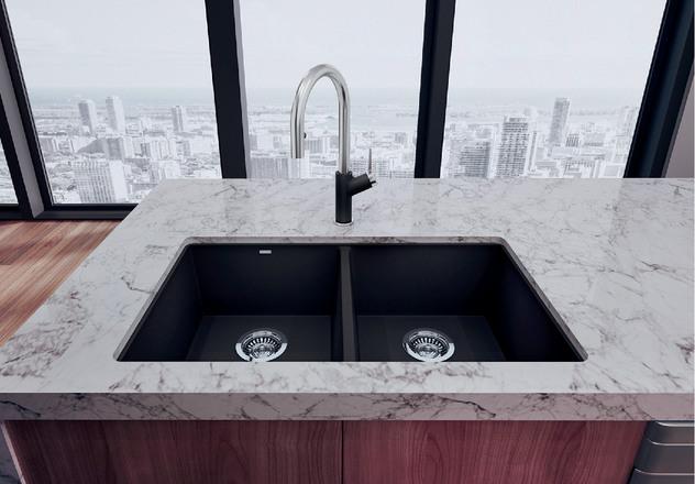 blanco kitchen sink precis u 2 400580