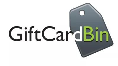 Gift Card Bin