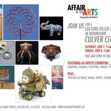 Affair of the Arts, Downtown Culver City 3