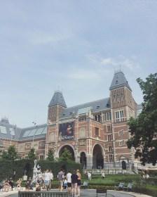 Rijksmuseum Exterior