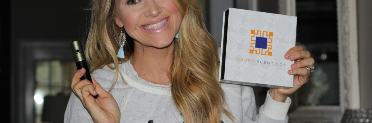 The Luxury Scent Box Perfume Subscription