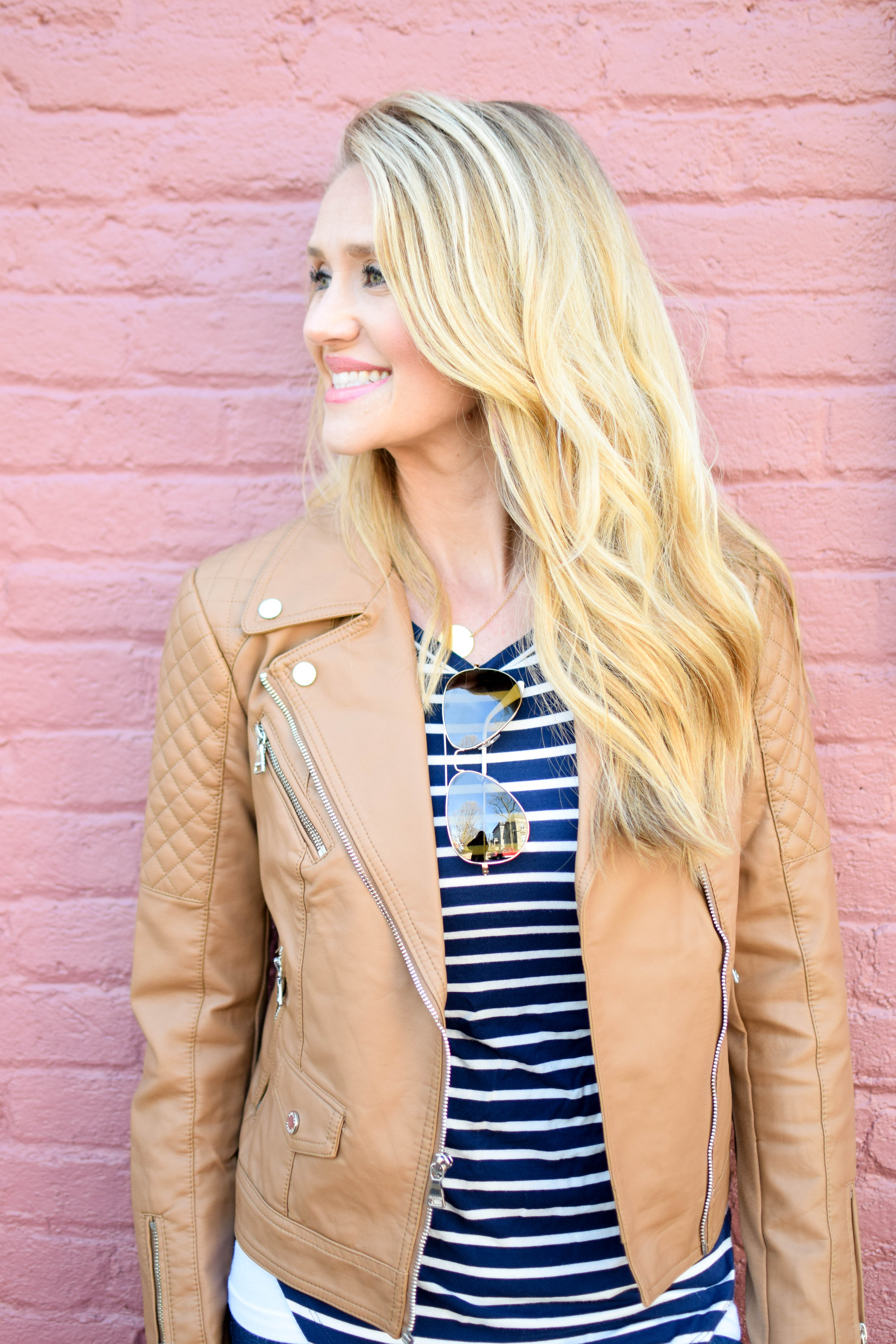 The Forever Moto Jacket