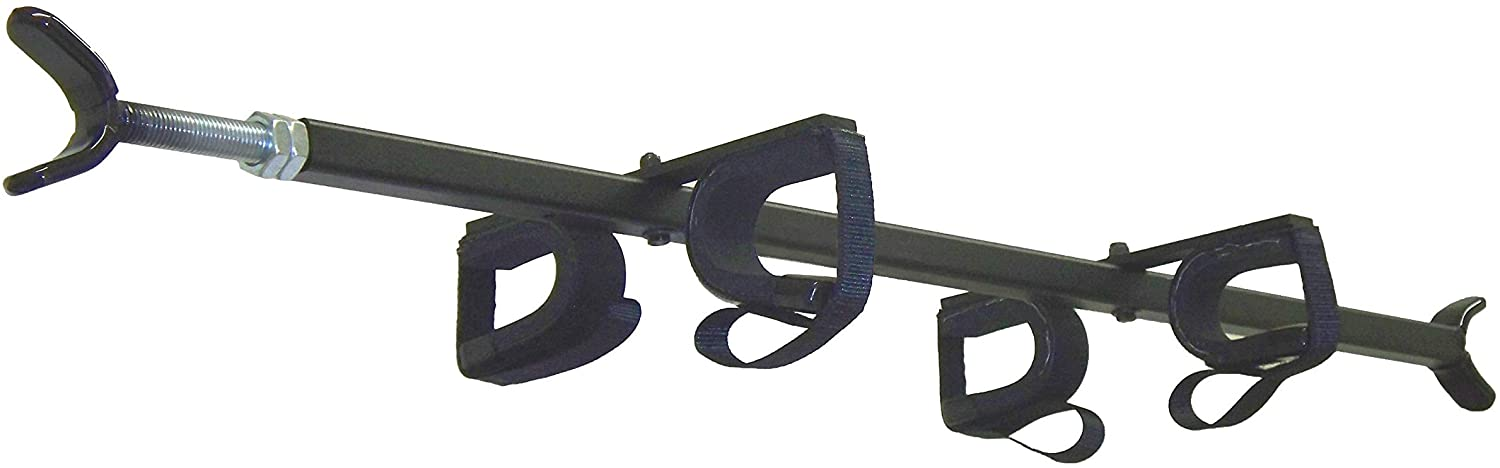 great day quick draw overhead gun rack for jeep 42 48 rollbar width