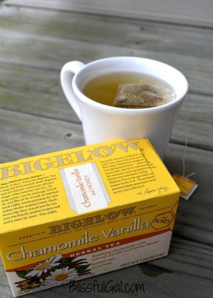 School is so chaotic, which is why I love drinking herbal tea a night to calm down and relax