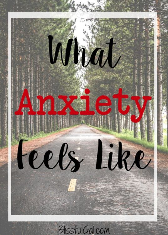 Do you know what anxiety feels like? Being aware of the symptoms and how to help someone is extremely beneficial