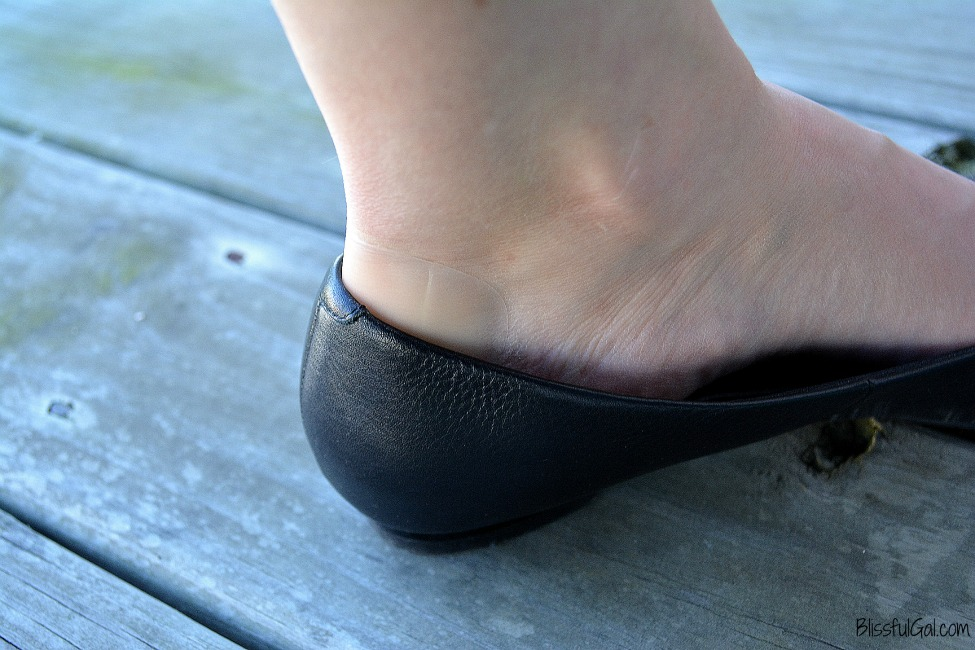 what-to-pack-for-a-business-conference- Compeed blister cushions are so great with flats because you can barely see them