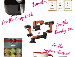 Last Minute Gift Ideas that Make You Look Super Prepared