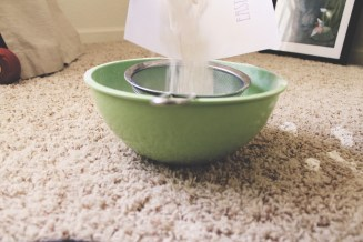 {creating easter bunny magic} back in bowl