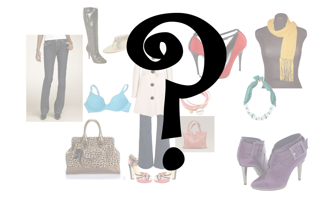 I love your style ii six ways to find your style mi Fashion style questionnaire sample