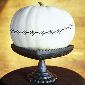 bhg white pumpkin