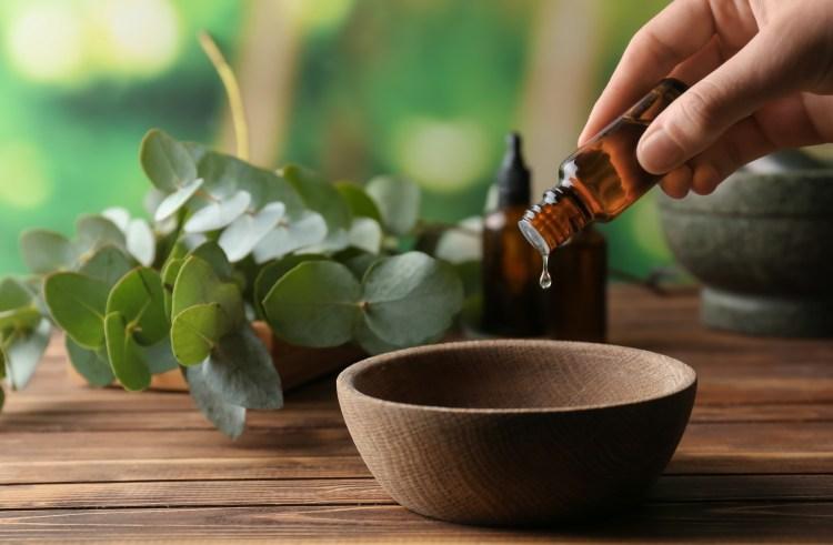 Aromatherapy enhances relaxation