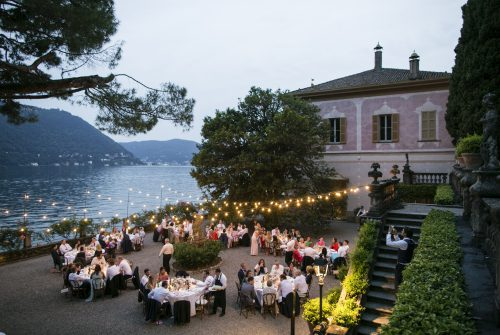 Wedding planner in lake como