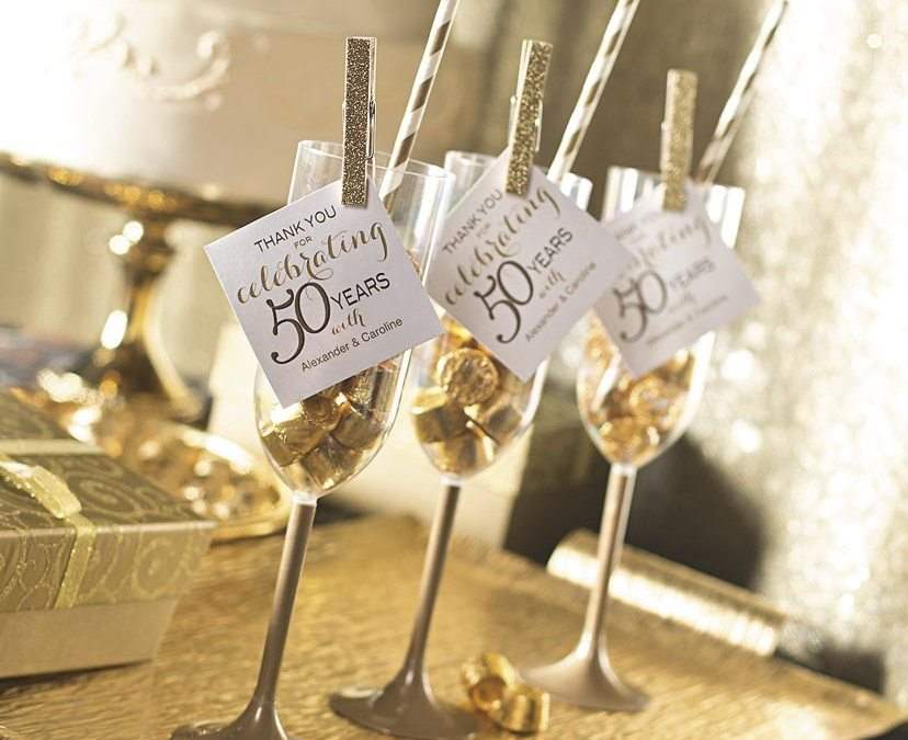 50th Anniversary Party Ideas – Plan a memorable golden anniversary