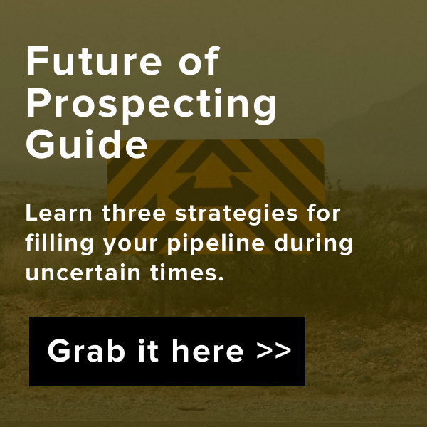NEW Future of Prospecting Guide