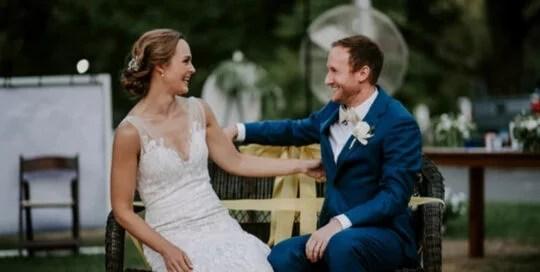 Caitlin + John Wedding