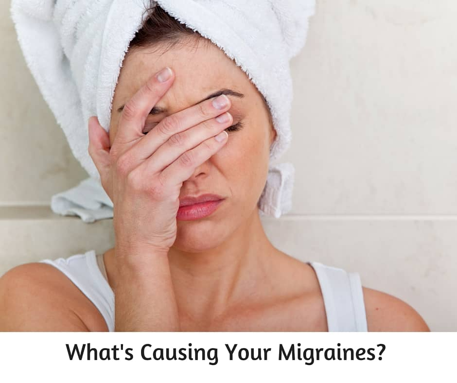 Top 5 Causes of Migraines