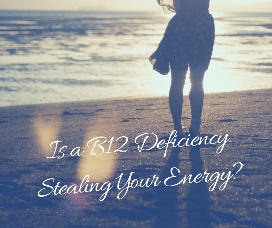 Is a B12 Deficiency Stealing Your Energy?