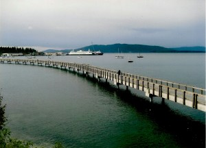 This is Bellingham! We walked on the boardwalk daily. It was gorgeous!