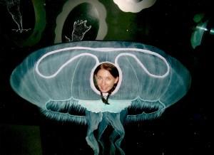 I'm a jellyfish!