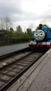 Thomas the train, full size