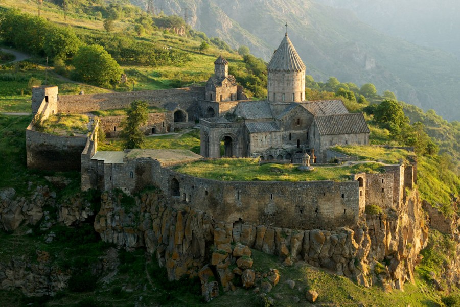 Tatev Monastery one of The 7 Most Beautiful Places in Armenia