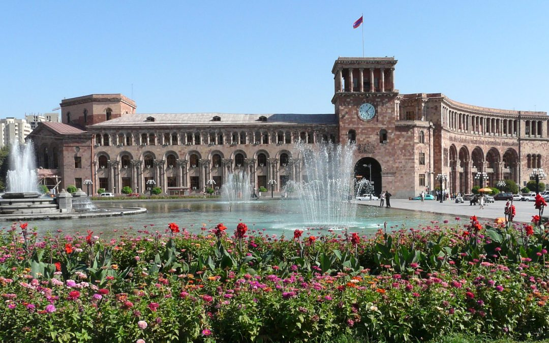 Around Armenia: 7 Top Tourist Attractions in Yerevan