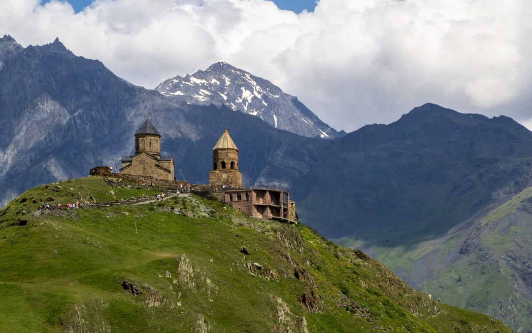 Top Tourist Attractions in Georgia [And How To Get there]