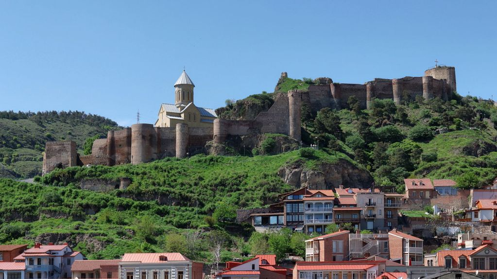 Narikala Fortress - one of the Top Tourist Attractions in T'bilisi