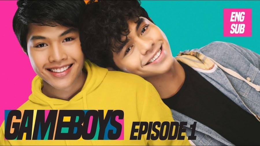 Game Boys - Filipino BL series