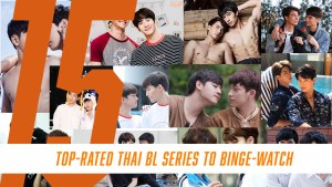 Top-rated Thai BL series