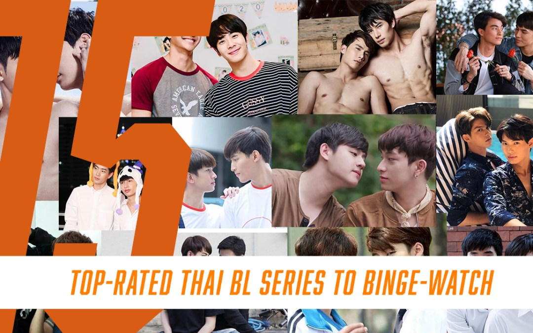 15 Top-Rated Thai BL Series