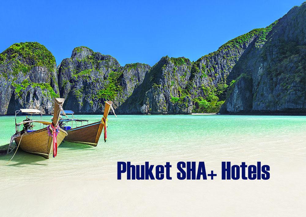Phuket SHA+ Hotels List