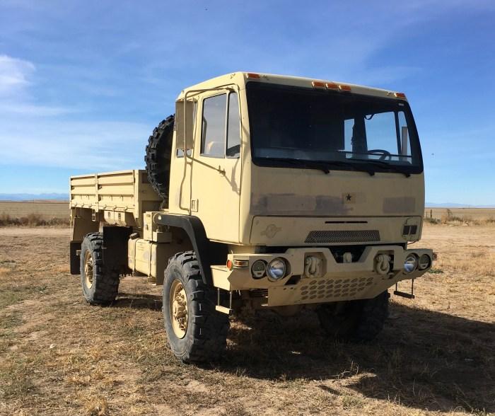 LMTV M1078A1