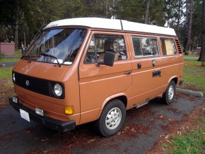 1980 Vanagon Westfalia