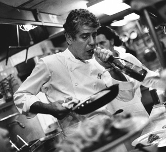 """You Do You""  Anthony Bourdain Style"