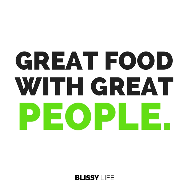 Great Food, Great People