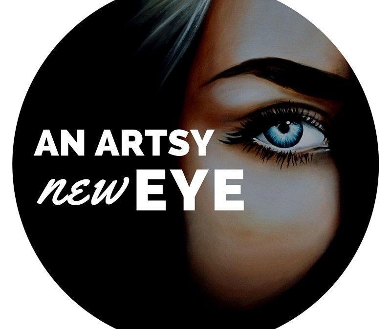 An Artsy New Eye With Blissy Spirit