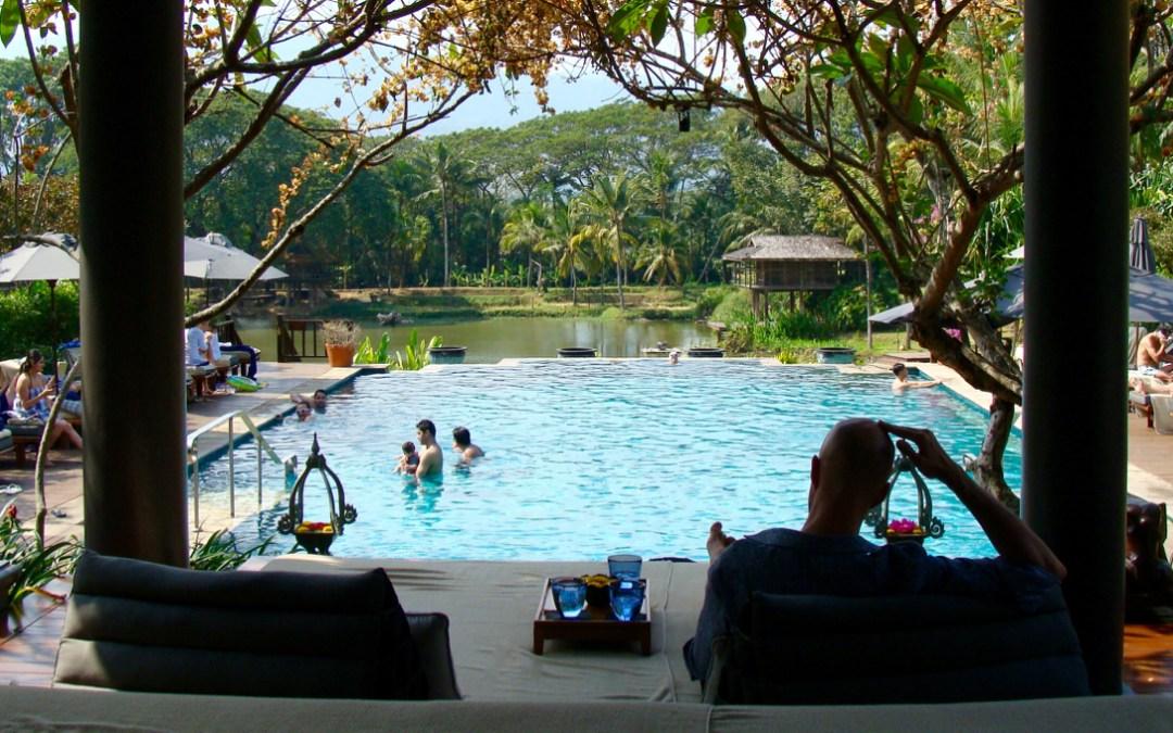 Brunch At Four Seasons Resort Chiang Mai