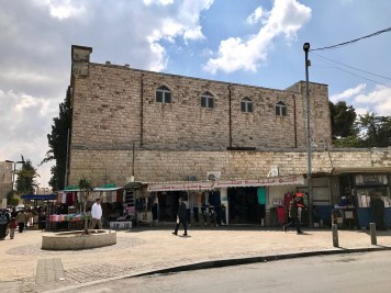Historical buildings are near Jerusalem Hotel.