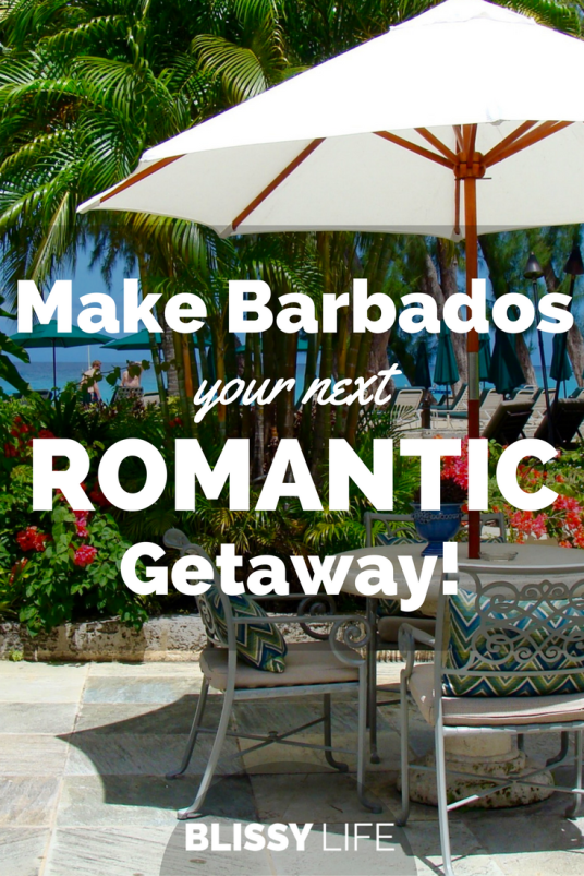 Make Barbados your next ROMANTIC Getaway!