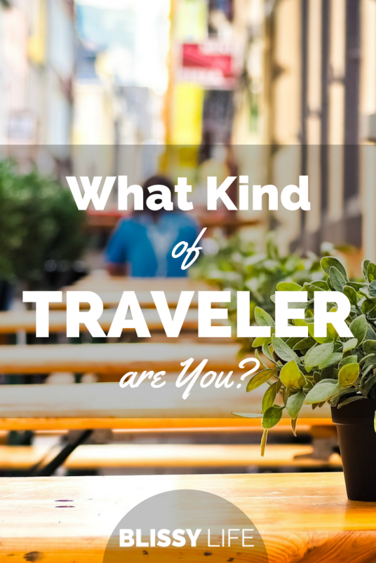 What Kind of TRAVELER are You-