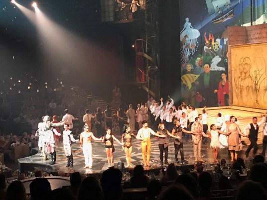 JOYÁ Cirque du Soliel